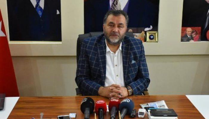 MHP Ordu İl Başkanı olan Köksal Yılmaz istifa buyurdu !