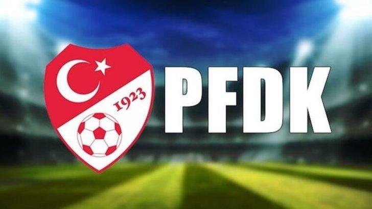 Karagümrük ve Adana Demirspor, PFDK'ya sevk edildi
