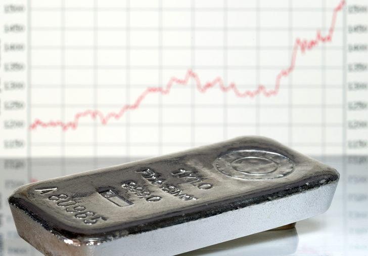 Gümüş fiyatları yükselişini sürdürüyor! 7 yılın zirvesinde