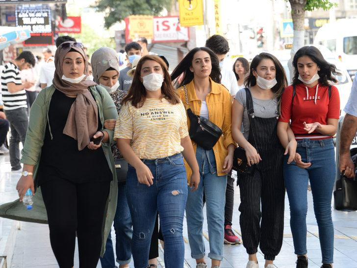 Diyarbakır'daki vaka artışı korkuyor! 'Böyle devam ederse büyük sıkıntı yaşayacağız'