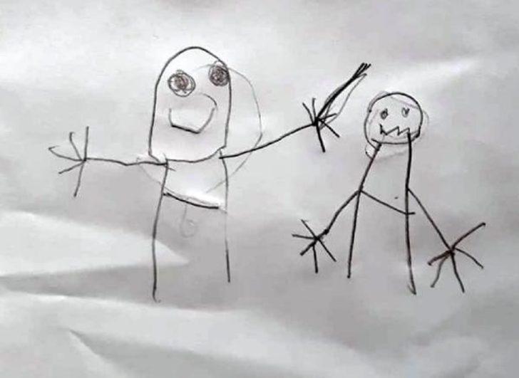 Kan donduran taciz resimlerle ortaya çıktı! Anne, baba, dayıları ve...