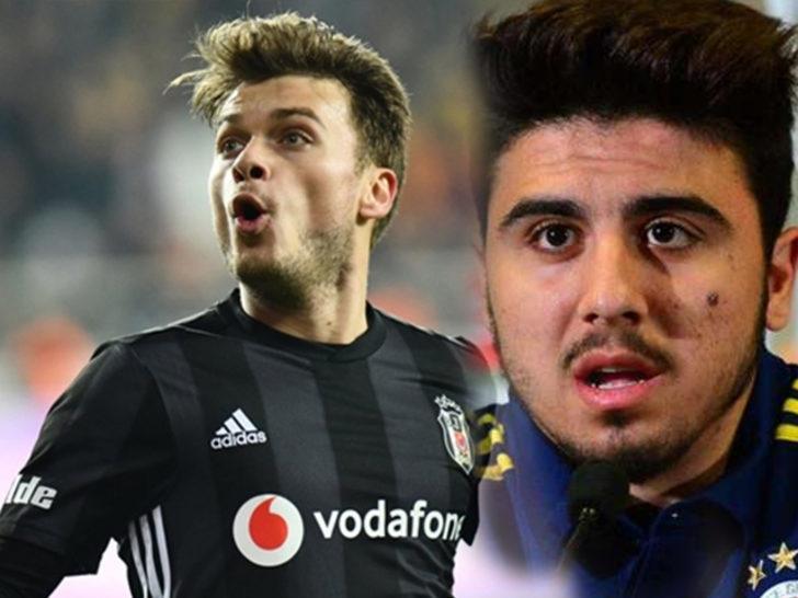 Beşiktaş'tan Fenerbahçe'ye takas teklifi! ''Ver Ozan'ı, al Ljajic'i''
