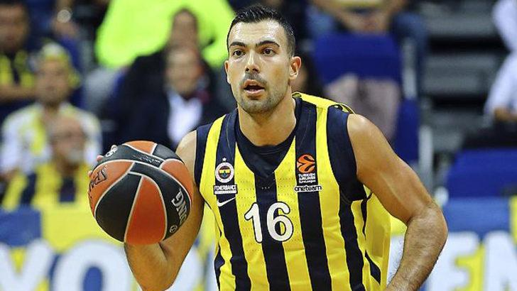 Fenerbahçe Beko'da Kostas Sloukas'la da yollar ayrılıyor