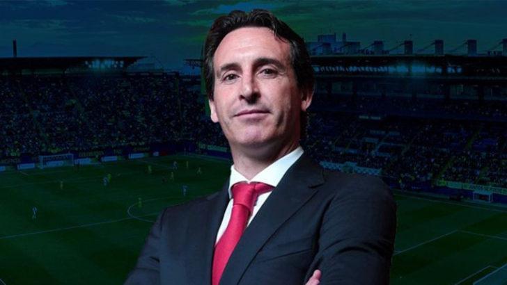 Villarreal'in yeni teknik patronu Unai Emery