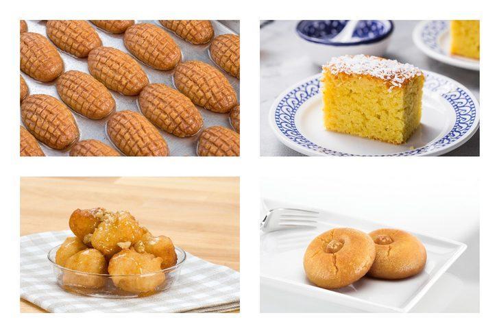 Türk mutfağının şahane şerbetli tatlılar listesi