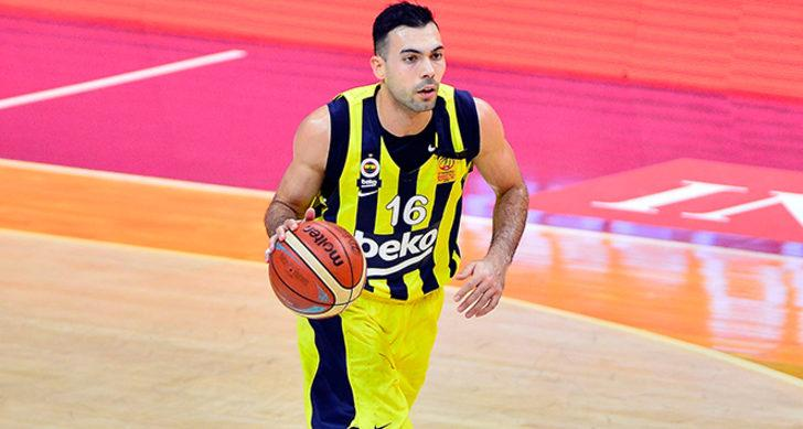 Fenerbahçe'de Kostas Sloukas ile yollar ayrıldı