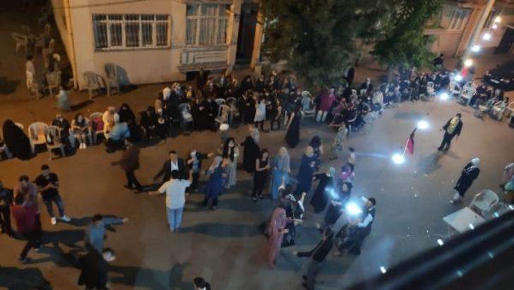 Sivas'ta tepki çeken görüntüler! Polis harekete geçti