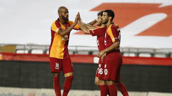 Galatasaray'da Marcelo Saracchi, Ryan Donk ve Marcao açıklama yaptı