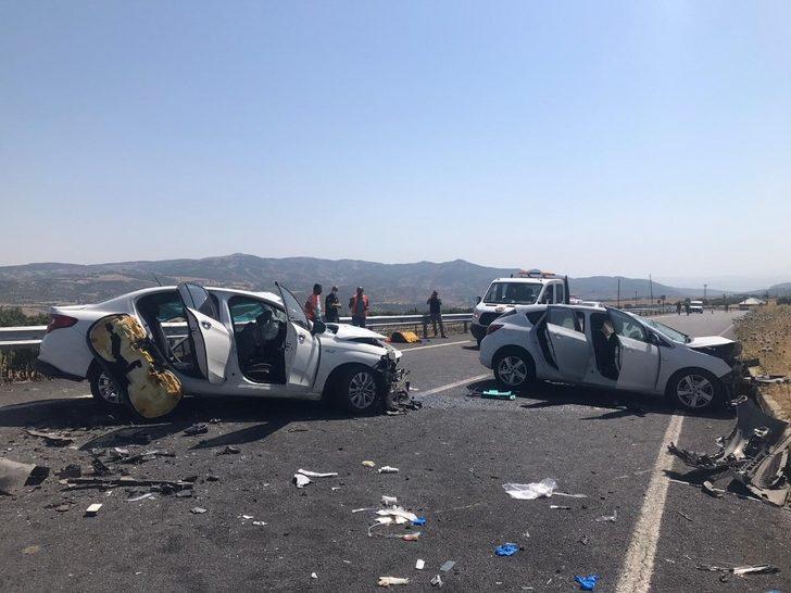 Bingöl-Elazığ karayolunda feci kaza! 7 kişi yaralandı