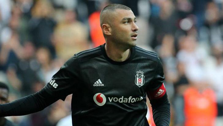 Burak Yılmaz'ın Beşiktaş'taki ikinci dönemi sonlandı
