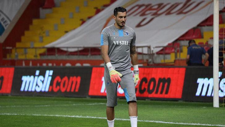 Trabzonspor'da Uğurcan Çakır'dan transfer açıklaması!