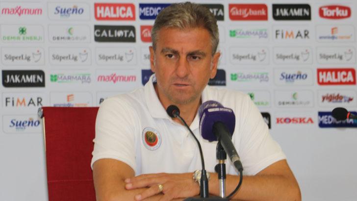 Hamza Hamzaoğlu: Medipol Başakşehir'i kutluyorum