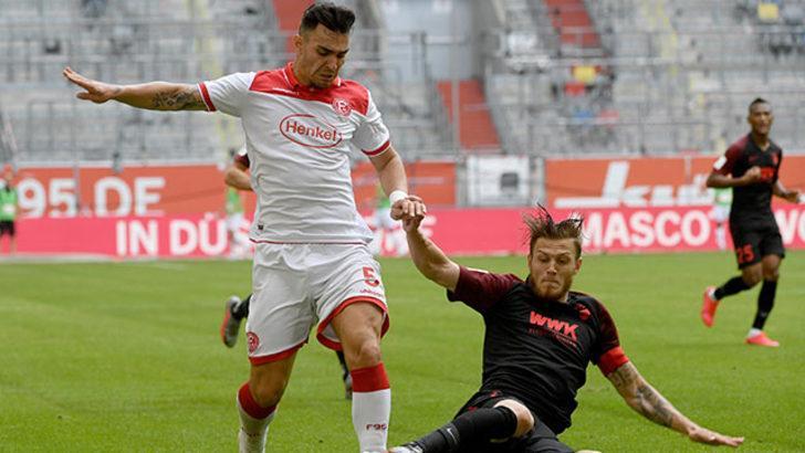 Galatasaray'dan Fenerbahçe'ye Kaan Ayhan çalımı