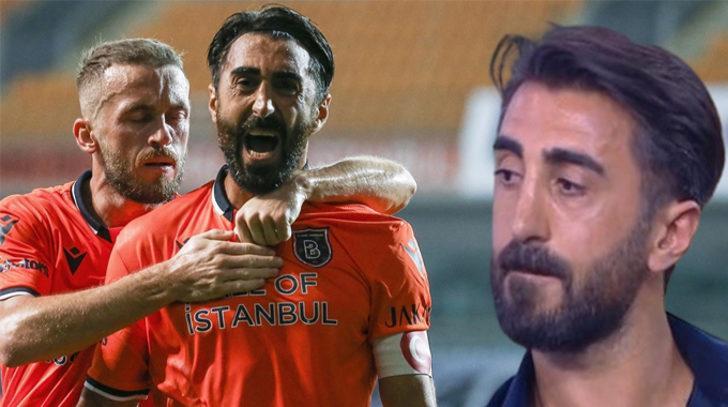Başakşehir'de Mahmut Tekdemir herkesi ağlattı!