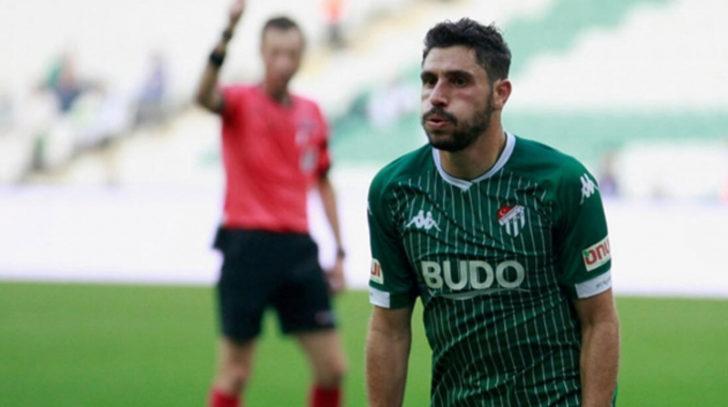 Bursasporlu futbolcular isyan etti: Özer Hurmacı bize ihanet etti