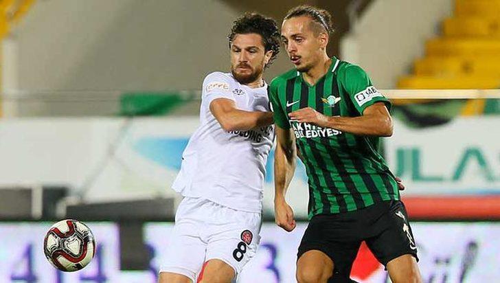 ÖZET | Akhisarspor - Fatih Karagümrük maç sonucu: 0-1