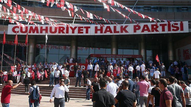 CHP'nin 37'inci Olağan Kurultayı PM seçimleri! Parti Meclisi üyeleri belli oldu
