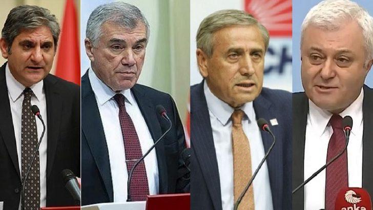 CHP'de dört genel başkan yardımcısı PM'ye giremedi!