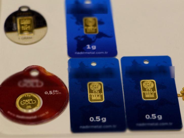 Rağbet arttı! Yarım gram altın yok satıyor