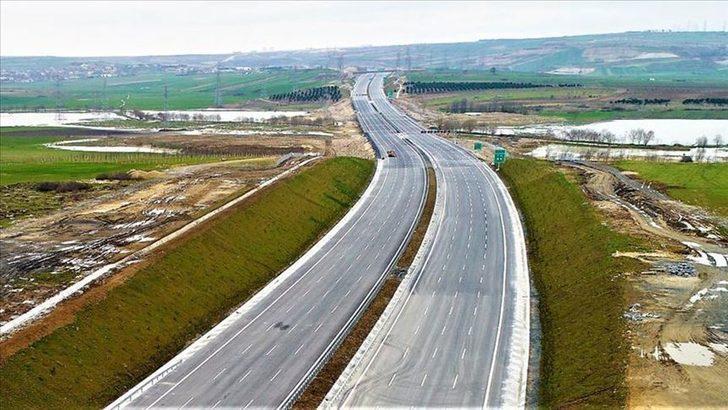 Kurban Bayramı öncesi müjdeli haber! Kuzey Marmara Otoyolu'nun bir bölümü geçici olarak açılıyor