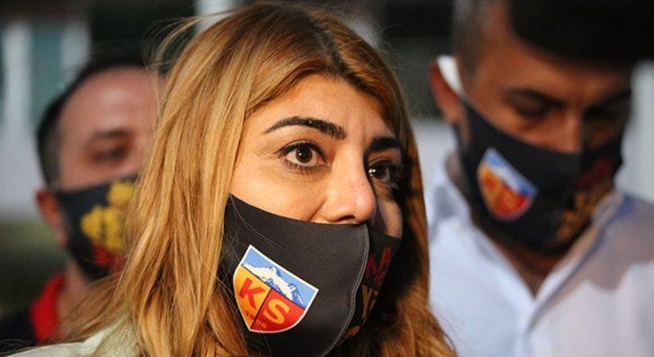 Kayserispor Başkanı Berna Gözbaşı ve 6 kulüp PFDK'ya sevk edildi