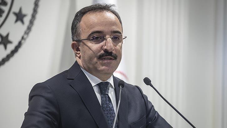 İçişleri Bakanlık Sözcüsü Çataklı'dan Davutoğlu'na yanıt: Bu iddia tam bir hezeyandır