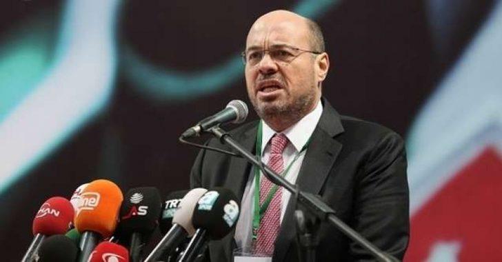 Bursasporlu Levent Kızıl'dan başkanlık açıklaması