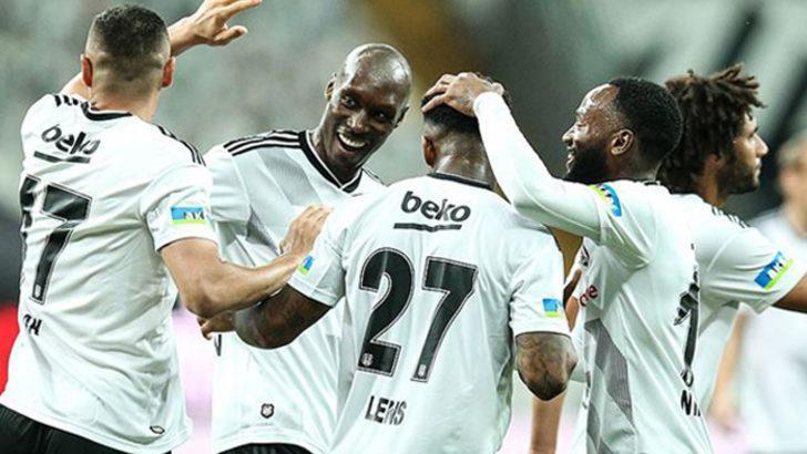 Kovid-19 arasından sonra en başarılı ekip Beşiktaş