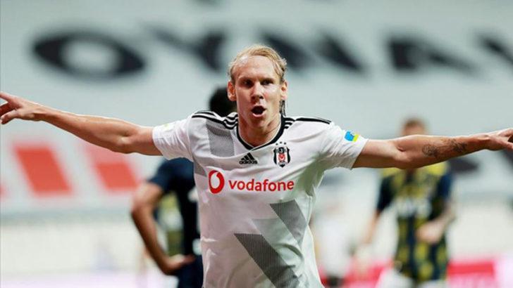 Beşiktaş'ın en istikrarlısı Domagoj Vida