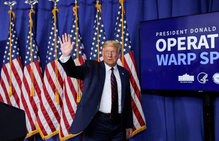 Trump, Meksika duvarını korona bütçesiyle finanse ediyor