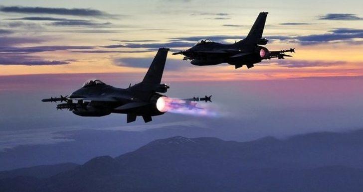 Kuzey Irak'a hava harekatı! 3 PKK'lı terörist etkisiz hale getirildi