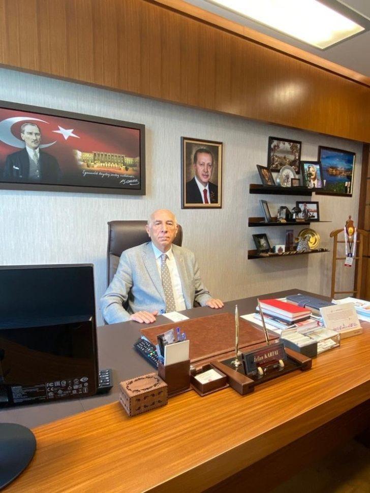 AK Parti Van Milletvekili Kartal'dan Kurban bayramı mesajı