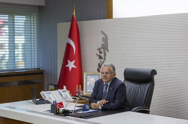 Başkan Büyükkılıç'tan 'Millet Bahçesi' müjdesi