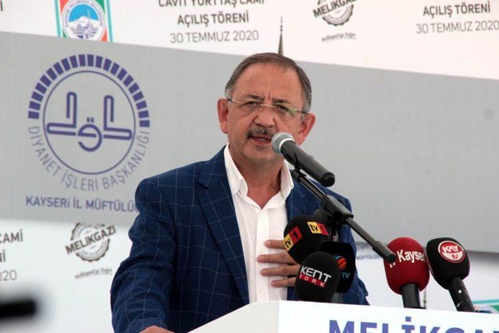 Özhaseki'den 'Ayasofya' açıklaması