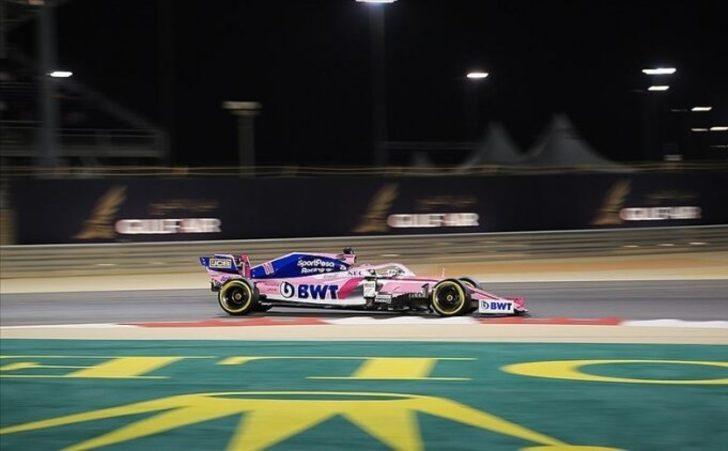F1 pilotu Perez, Silverstone'da yarışamayabilir