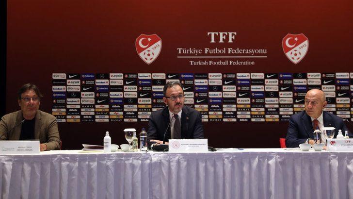 Küme düşme neden kalktı, TFF'nin kararı Türk futbolunu nasıl etkileyecek?