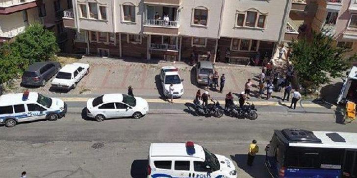 Ankara'da kadın cinayeti! Pompalı tüfekle vurarak öldürdü