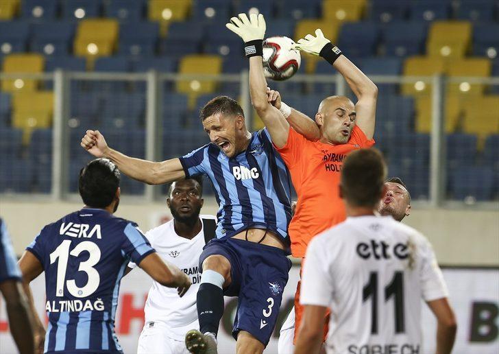 ÖZET | Adana Demirspor - Fatih Karagümrük maç sonucu: 5-6