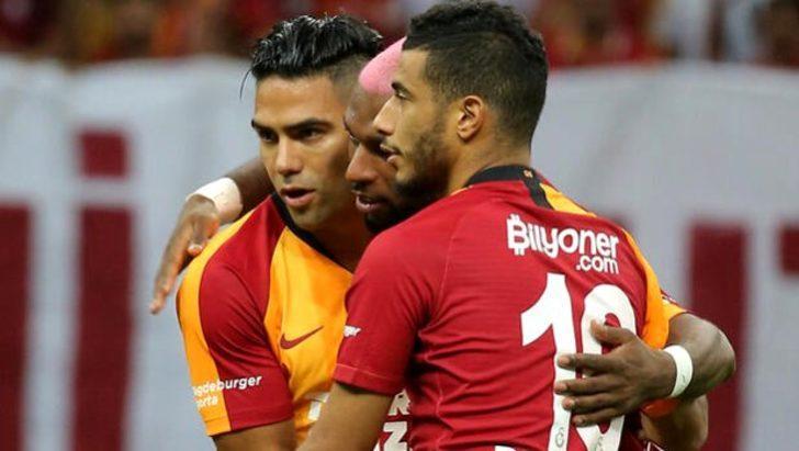 Younes Belhanda'nın Galatasaray ile yolları ayrılıyor