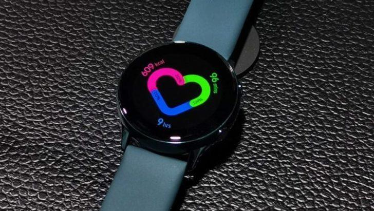 Samsung Galaxy Watch 3 kutusundan çıktı