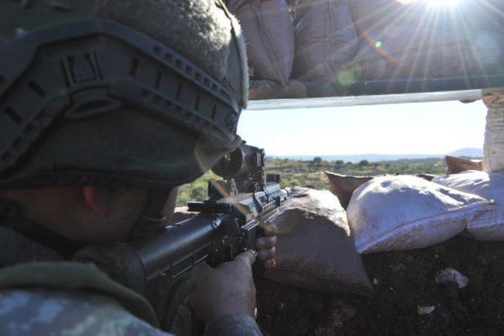 Milli Savunma Bakanlığı: 1 DEAŞ'lı terörist gözaltına alındı