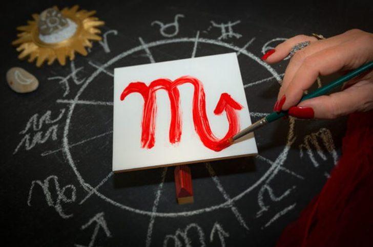 Akrep burcu Eylül 2020 aylık burç yorumu (23 Ekim - 21 Kasım) Astrolog Merve Rençber'den; aşk, sağlık ve kariyer yorumları