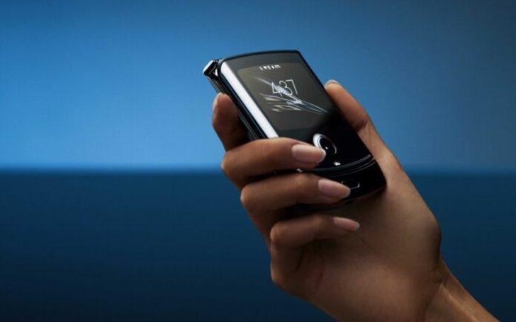 Motorola'nın yeni katlanabilir ekranlı telefonu Razr 2020 ortaya çıktı