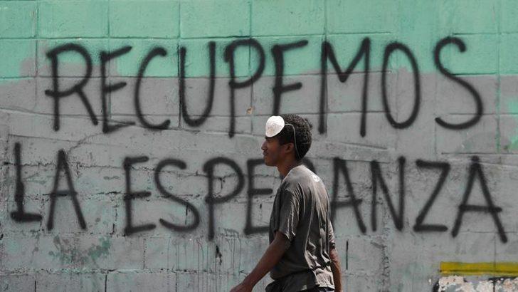 """""""Latin Amerika'da en fazla siyasi tutuklu Venezuela'da"""""""