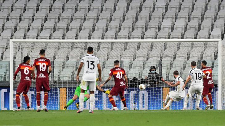 ÖZET | Juventus - Roma maç sonucu: 1-3