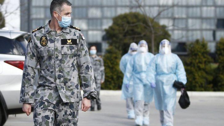 Avustralya'nın Victoria eyaletinde koronavirüs acil durumu ilan edildi