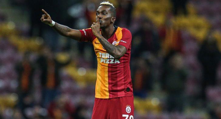 Galatasaray'dan ayrılan Onyekuru, Olimpiakos'a imza atıyor!