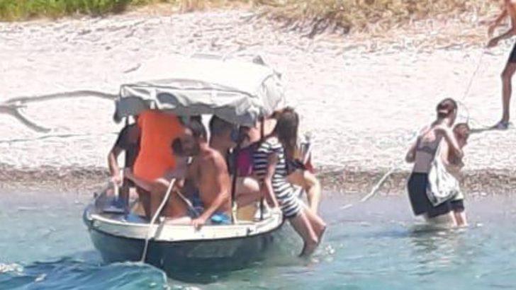 İzmir'deki tekne faciası öncesi son fotoğrafları bu oldu!