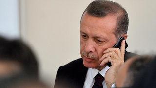 Erdoğan şehit ailesiyle telefonda görüştü