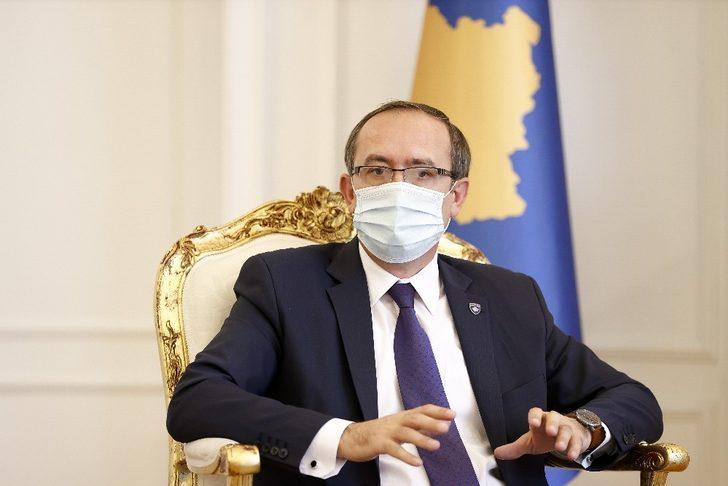Kosova Başbakanı Hoti, koronavirüse yakalandı